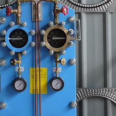 SRP Taiwan-heat exchanger